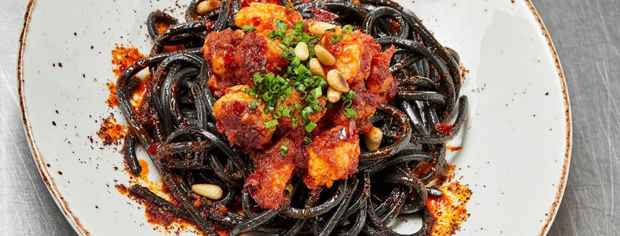 EssenceCatering-squid-pasta